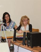 Photo: Patricia Benito y Silvia Ruiz, FEAPS Aragón
