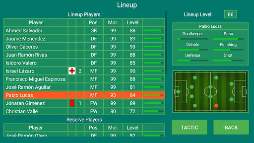 Télécharger Football Team Manager APK MOD 1