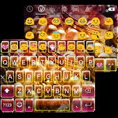 Arabic Jewelry Emoji Keyboard