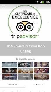 The Emerald Cove Koh Chang- screenshot thumbnail