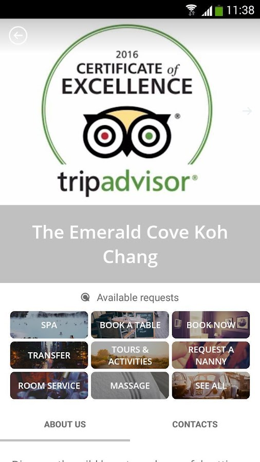The Emerald Cove Koh Chang- screenshot