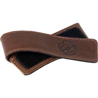 Portland Design Works Cuff Link Leather Leg Band - Brown