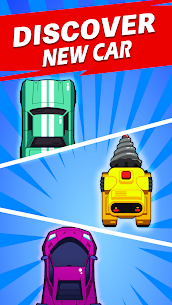 Merge & Fight: Chaos Racer 5