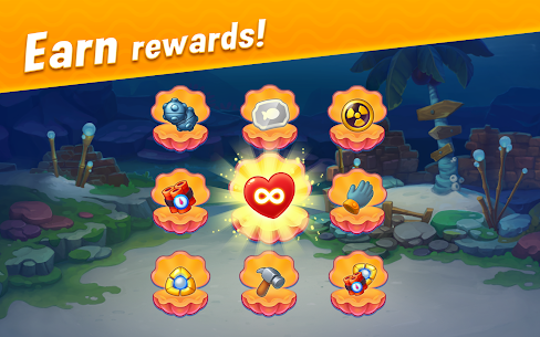 Fishdom Mod Apk 5.13.0 [Unlimited Money And Gems] 5