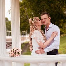 Wedding photographer Natalya Menshikova (ginger). Photo of 10.08.2016