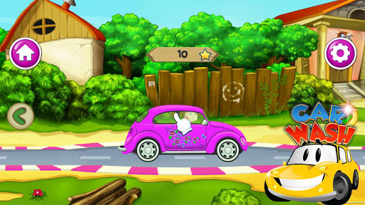 Code Triche Lavage de voiture pour enfants apk mod screenshots 6