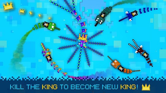 Pixel Sword Fish io 10