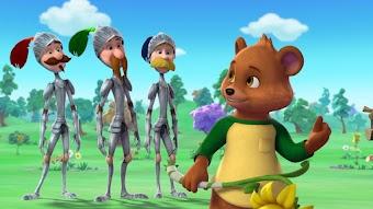 The Fairy Tale Forest Quartet / Bear's Hair Don't