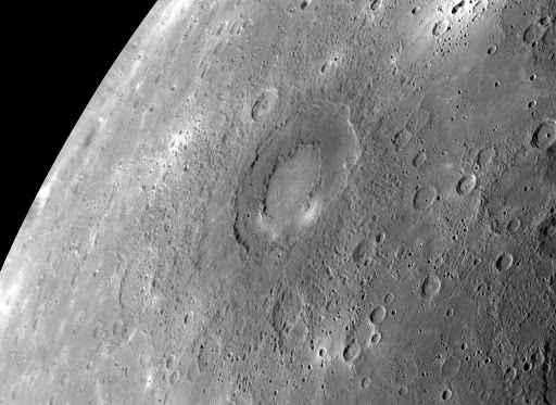 Rachmaninoff in Concert with Recently Named Craters on Mercury