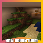 Siete mapa Parkour Minecraft icon