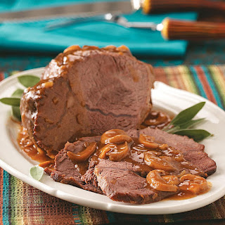 Beef Sirloin Tip Roast.