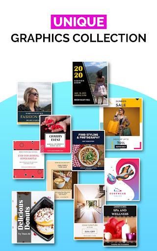 Poster Maker Flyer Maker Graphic Design App 28.0 Apk for Android 23