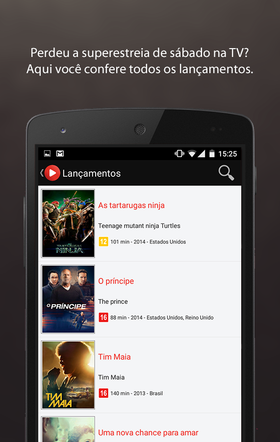 Telecine Play - Filmes Online- screenshot