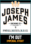Joseph James I'M Out Imperial Stout
