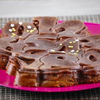 Magic Chocolate Cake.