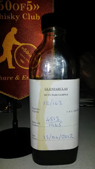 Glenfarclas 50yo