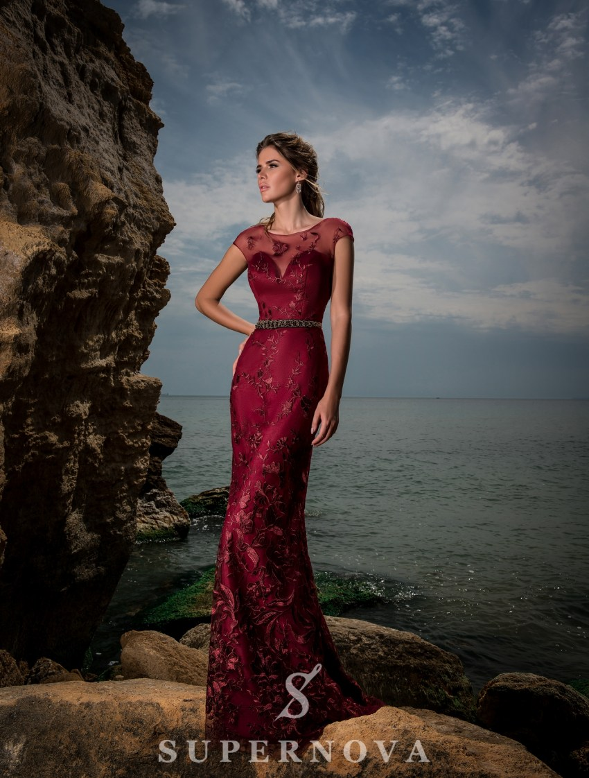 Вечірні сукні годе фото