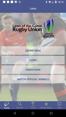 World Rugby Laws of Rugbyのおすすめ画像2
