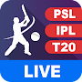 Live Cricket TV Match and Live Score APK icon
