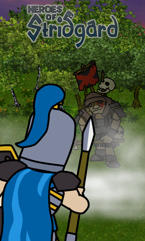 Heroes of Stridgard little- screenshot
