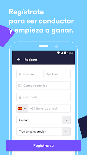 Cabify Drivers - App para conductores 7.22.3 screenshots 8
