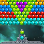 Bubble Shooter Space Apk