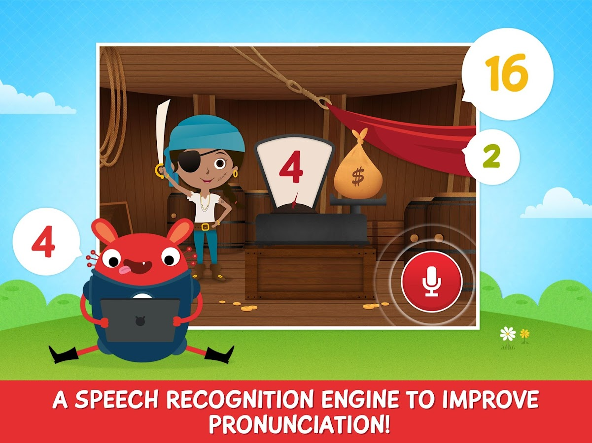 French for kids - Pili Pop- screenshot