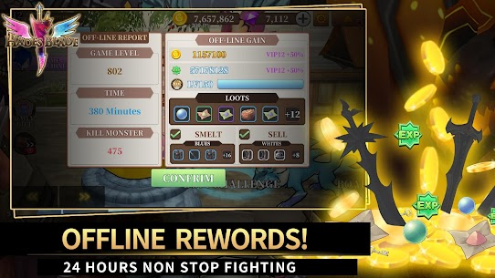Endless Quest: Hades Blade MOD Apk 1.38 (Unlimited Money) 7