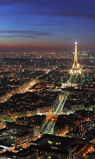 パリの壁紙とテーマ。