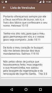 Versículo do dia - náhled