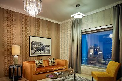 48 Burj Gate Serviced Apartment