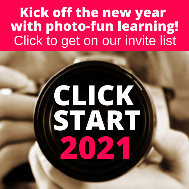 Click to get invited to CLICKSTART 2021