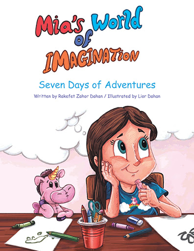 Mia's World of Imagination cover