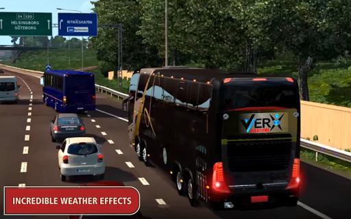 Modern Offroad Uphill Bus Simulator 1.4 screenshots 7