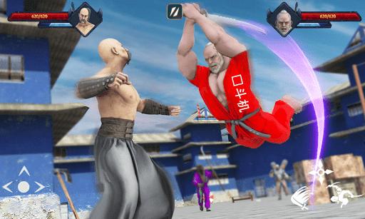 Code Triche ninja kungfu chevalier bataille d'ombre samouraï mod apk screenshots 1