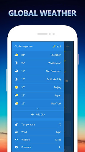 Weather 2.2 screenshots 4