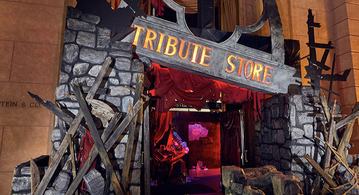 A Look Inside the Halloween Horror Nights Tribute Store
