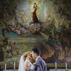 Wedding photographer Diego Ferraz (ferraz). Photo of 03.10.2014