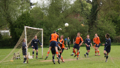 Photo: 02/05/09 v Kislingbury (NCLP) 1-1 - contributed by Martin Wray