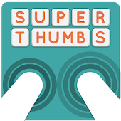 Super Thumbs Typing Game