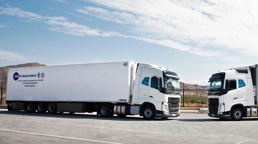Toda una vida dedicados al transporte de mercancías totalmente personalizado