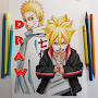 How to Draw : Boruto APK icon