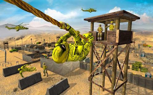 Super Light Speed Robot Training: Shooting Games for PC-Windows 7,8,10 and Mac apk screenshot 2