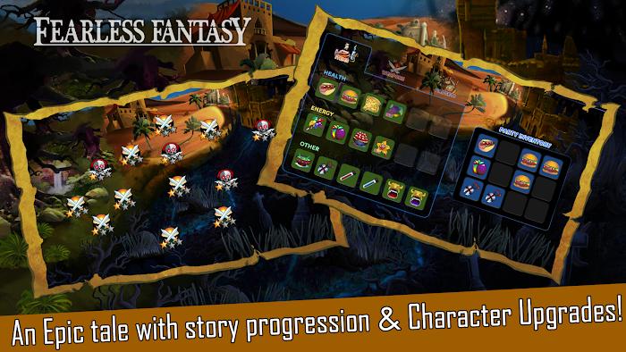 Fearless Fantasy - screenshot
