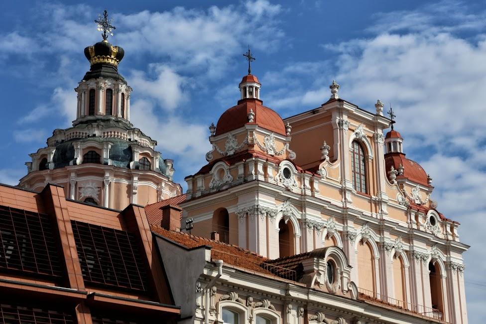 Wilno, Kościół św. Kazimierza
