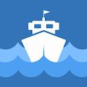 Ship Tracker - AIS Marine Radar & Vessel Tracker icon