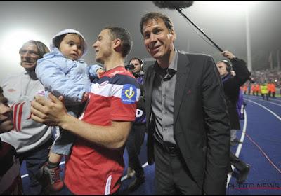 Une chance pour un jeune belge ? Rudi Garcia cite Hazard et veut lancer des jeunes à Lyon