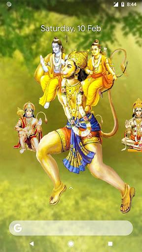 4D Hanuman Live Wallpaper ss3