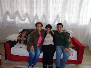 Photo: 17 Kasım 2012 - Anne, teyze İstanbul
