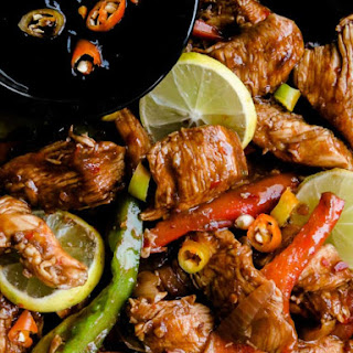 Stir Fry Chicken Onions And Bell Peppers Recipes.